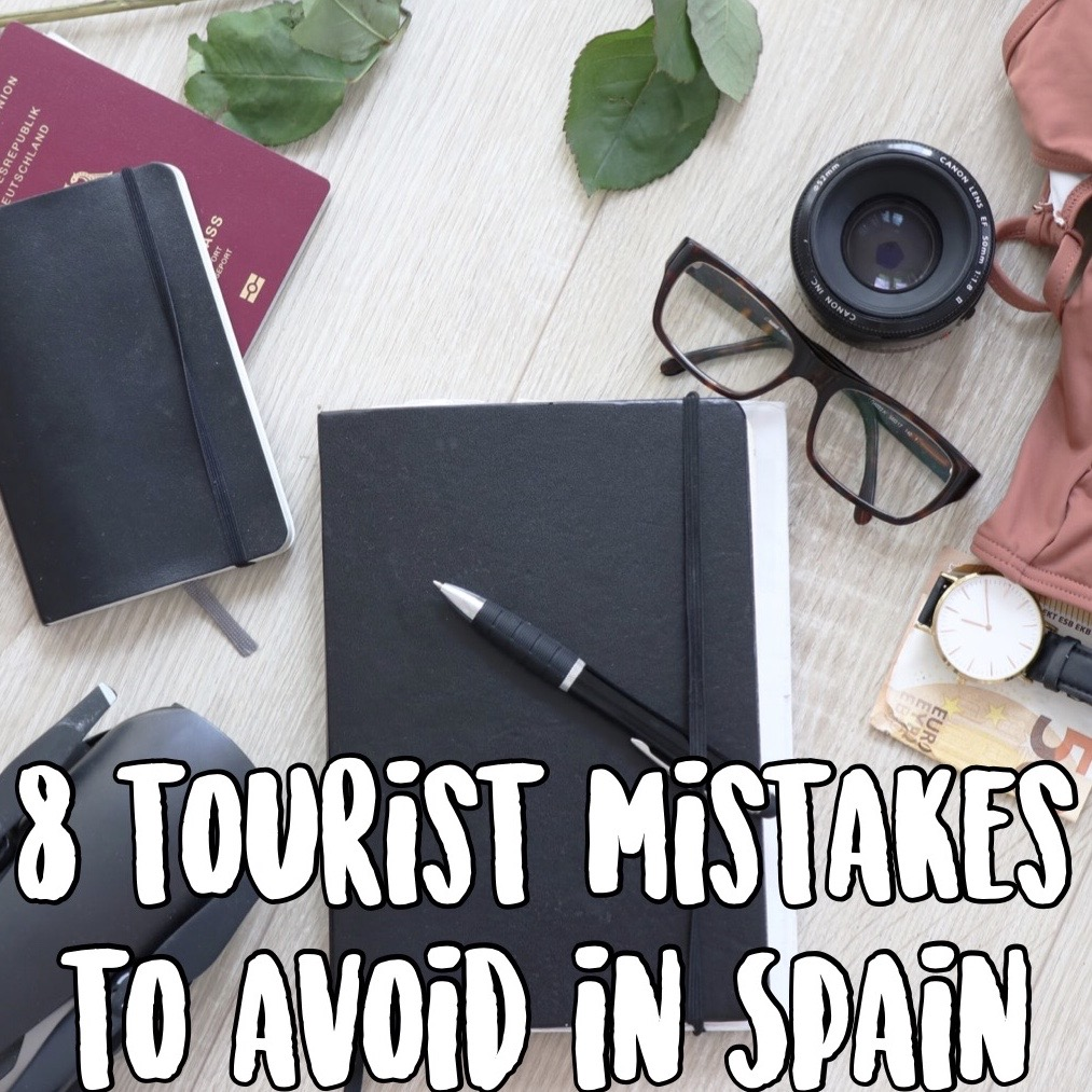 Most Popular 8 Tourist Mistakes to Avoid in Seville/Spain on your holiday!