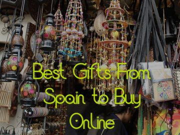 Best gifts to buy from Spain online