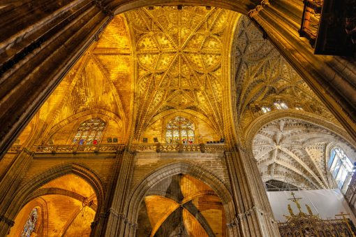 Historical tours in Seville