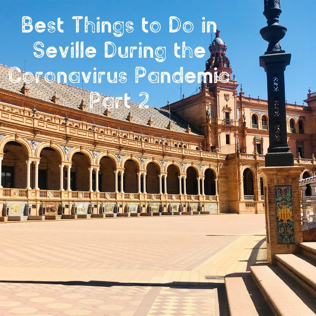 Walking tours in Seville