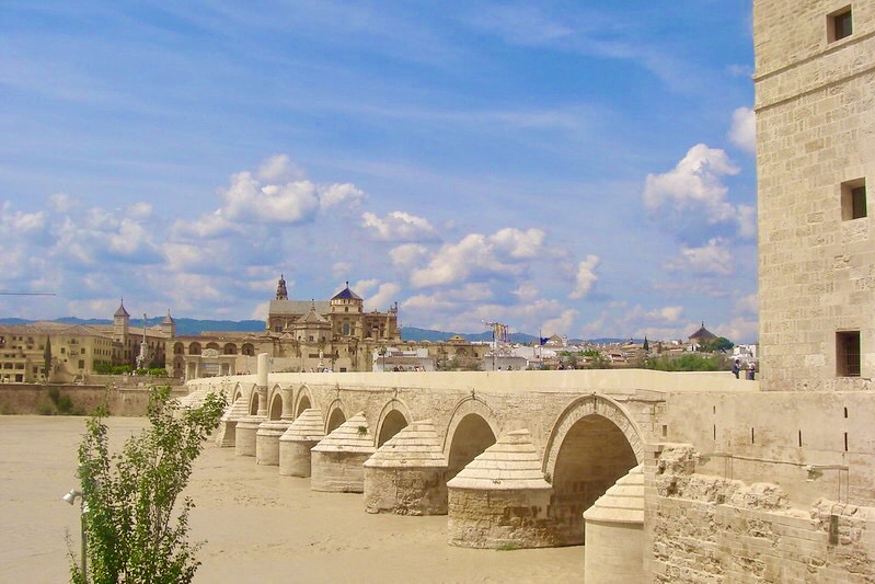Stop off at Cordoba on the best scenic drive through Spain