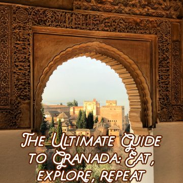 Best things to do and see in Granada
