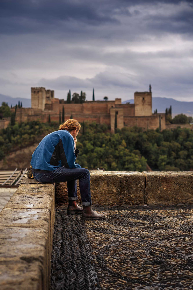 mejores vistas de la Alhambra