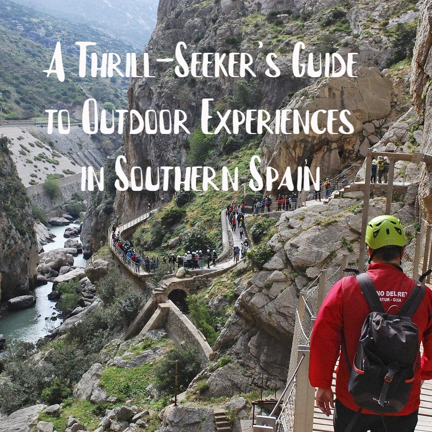 Guided outdoor activities in Andalusia
