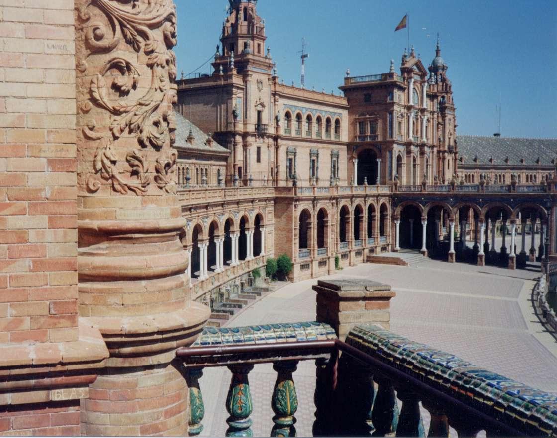 Los mejores lugares en Sevilla