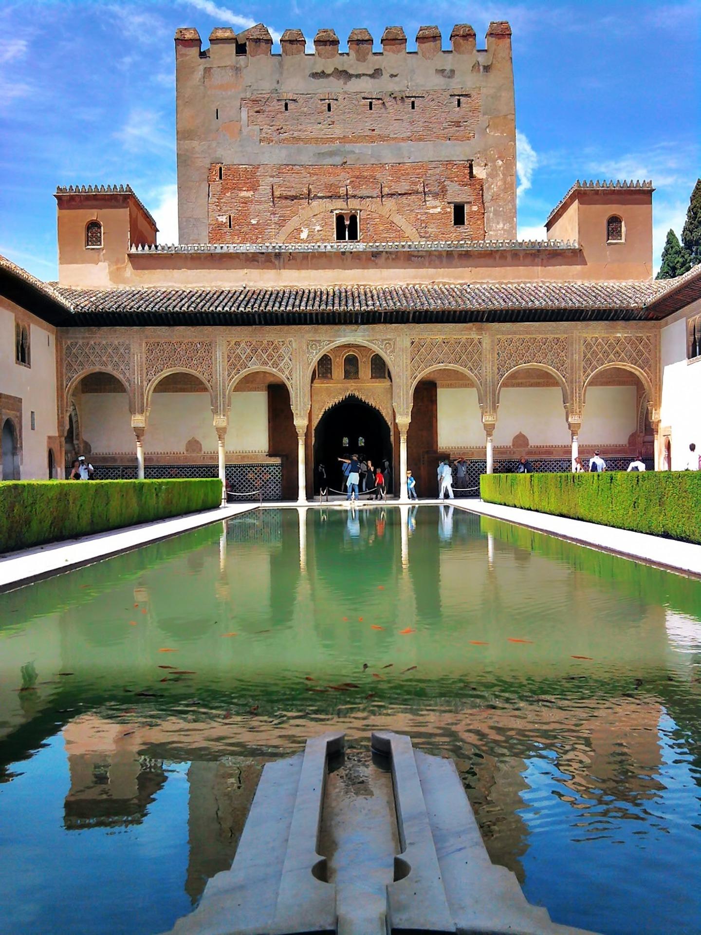 lugares mas bonitos de la Alhambra