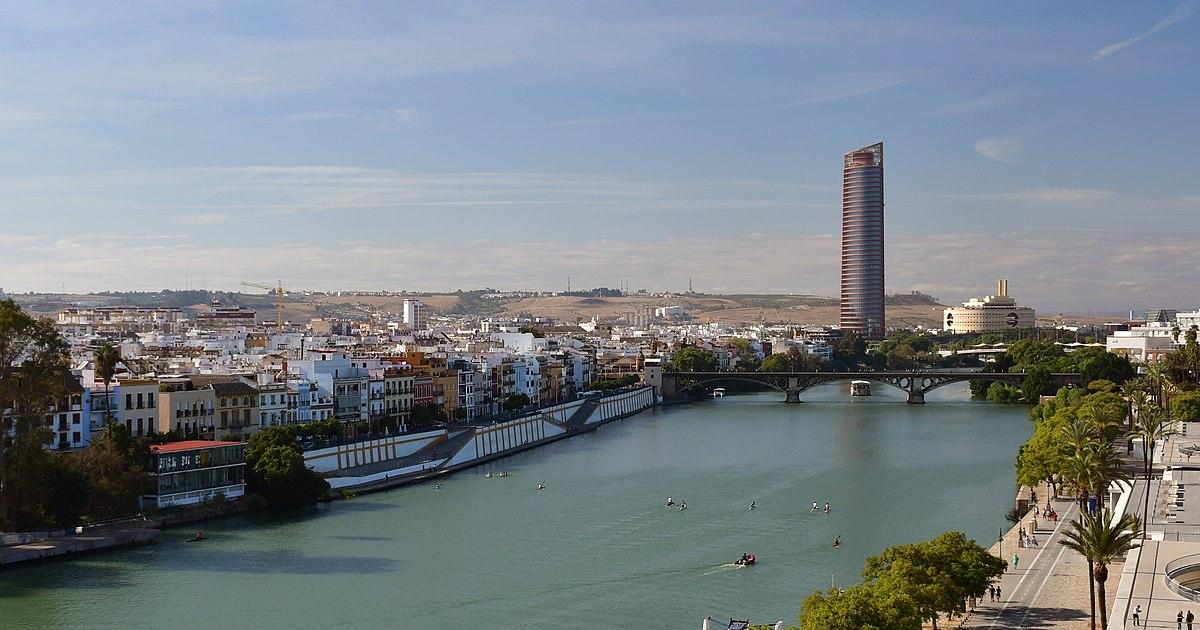 Desde donde ver las mejores vistas en Sevilla