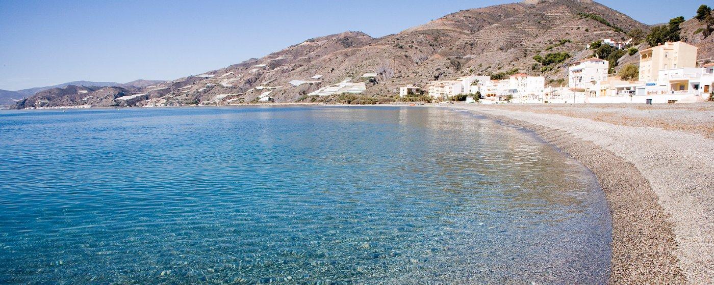 las mejores playas de Granada