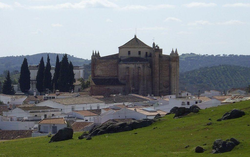 pueblos de Sevilla bonitos