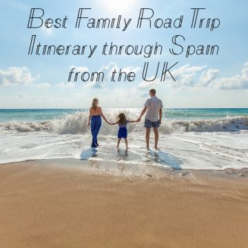 Road trip from the UK to Spain