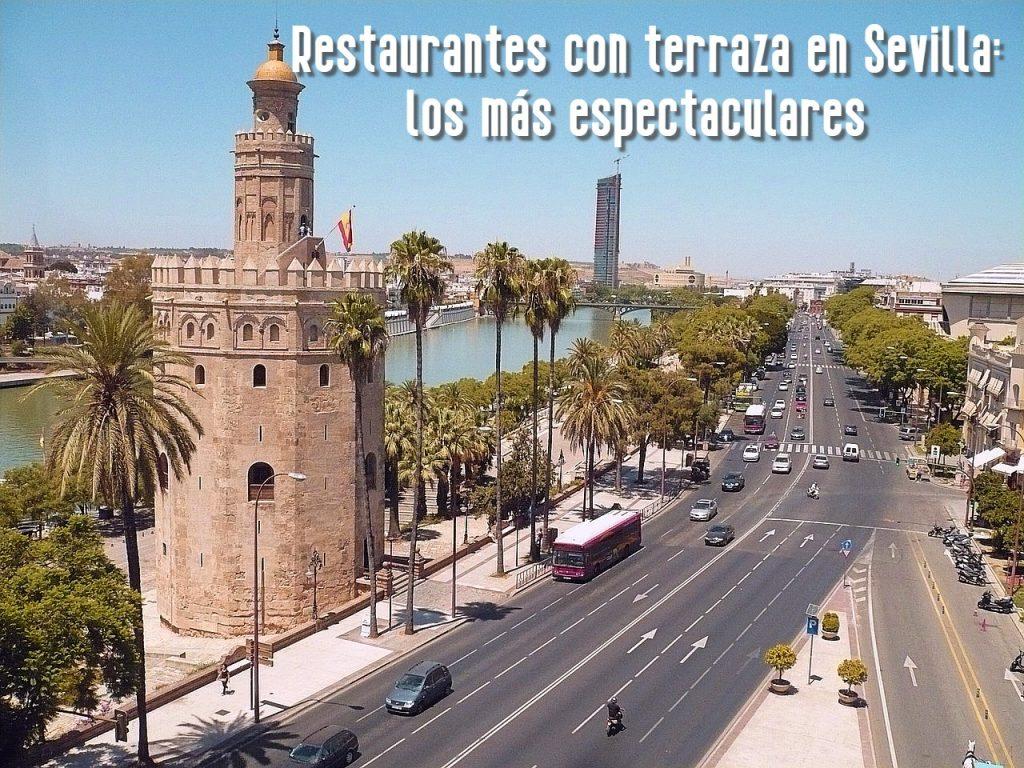 mejores restaurantes con terraza en Sevilla
