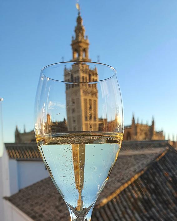 mejor terraza en Sevilla