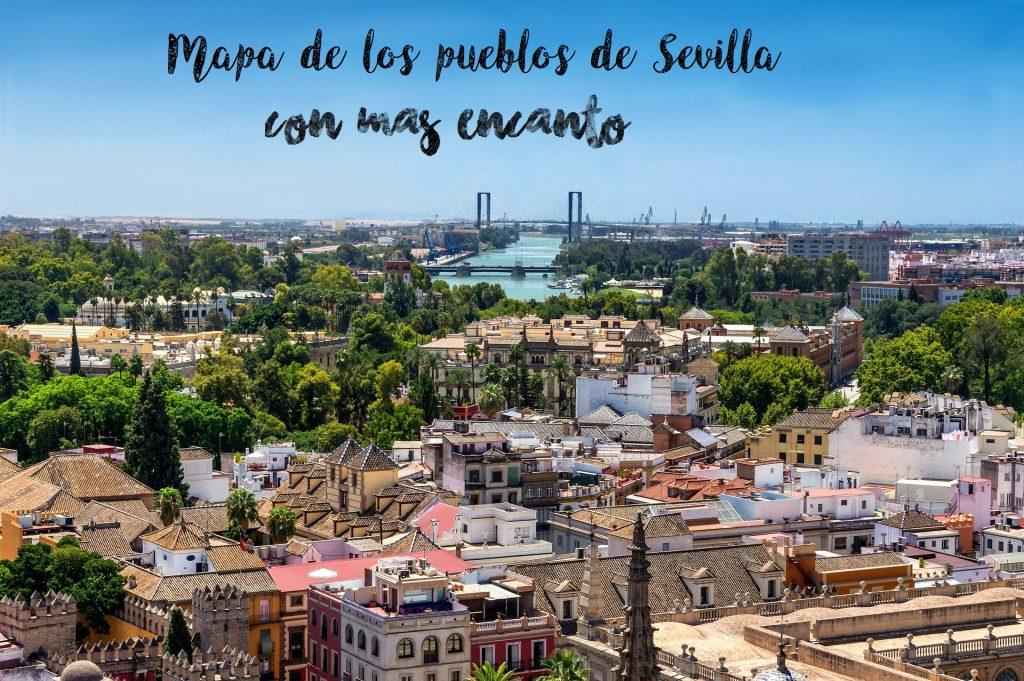 pueblos de Sevilla más bonitos