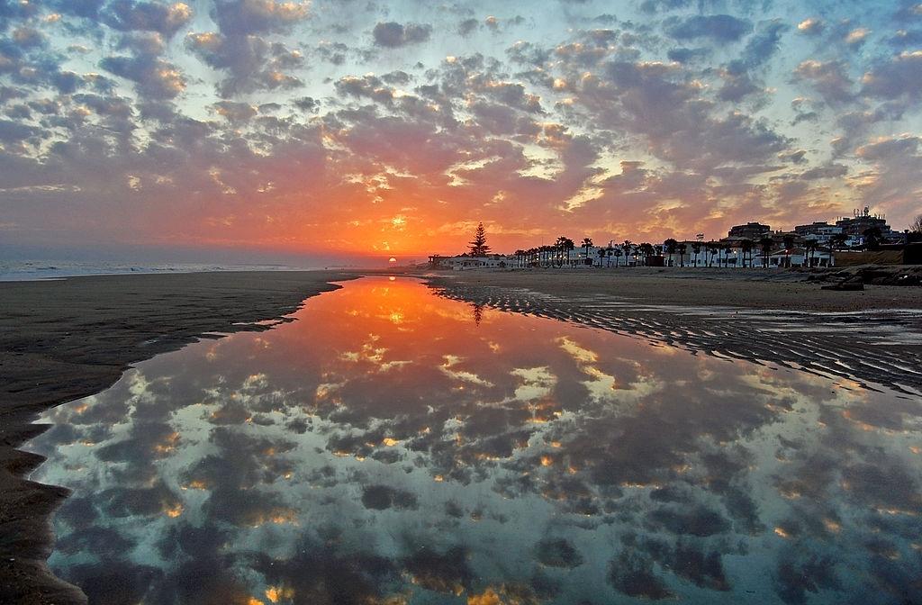 Rutas turisticas en Lepe Huelva