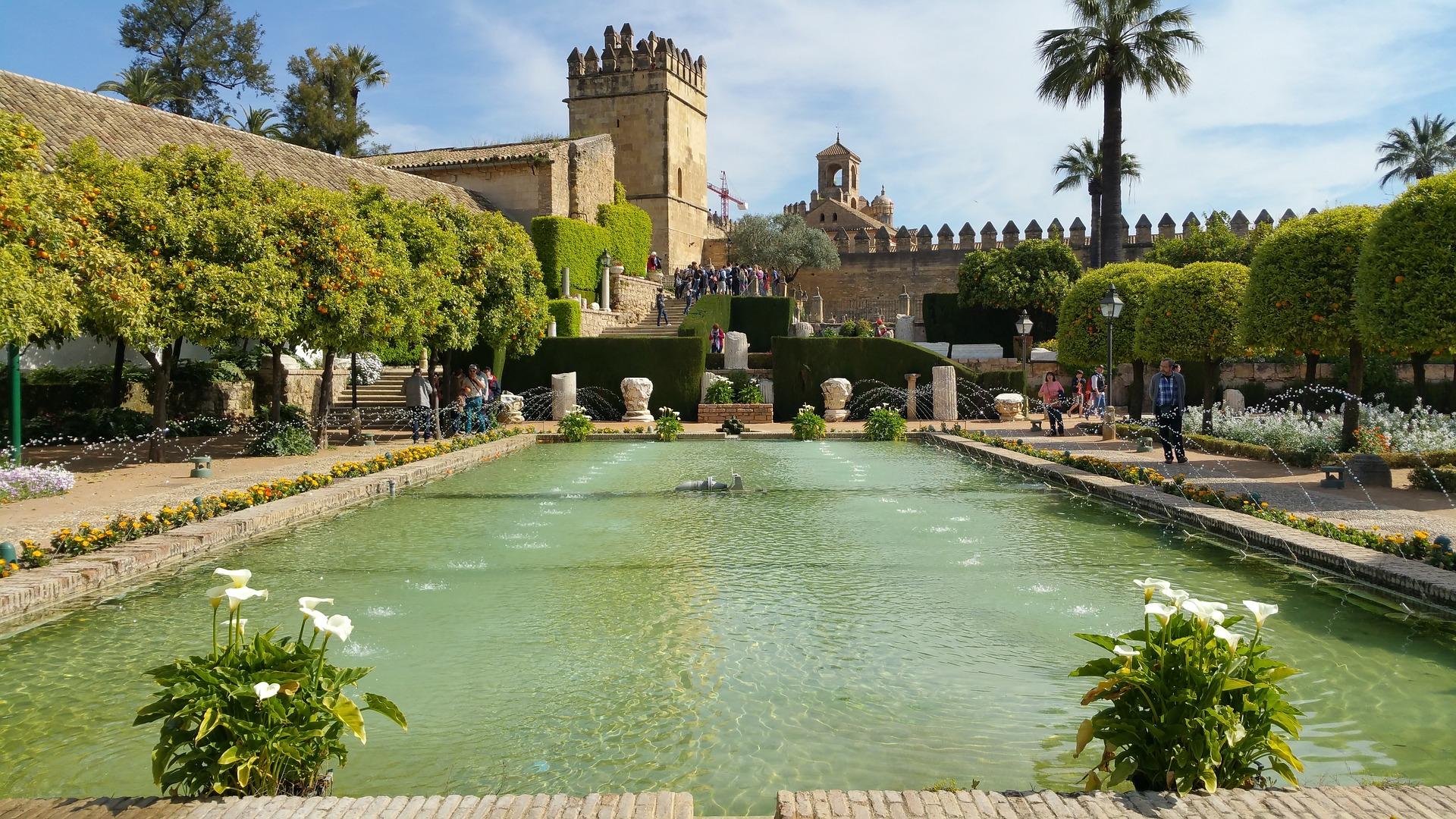 cómo visitar el Alcázar de Córdoba