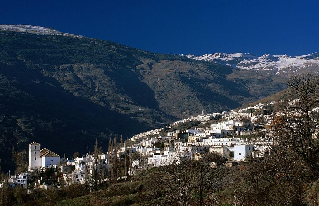 Visitar Bubión turismo activo Granada