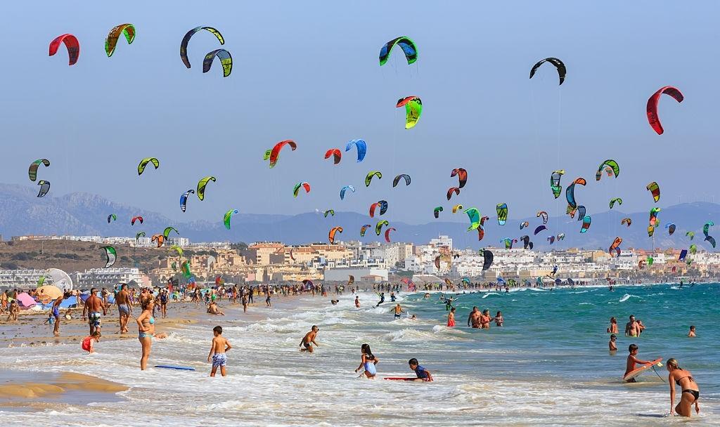cómo hacer surf en Tarifa