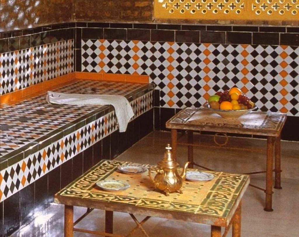 Los 5 mejores baños árabes de Granada