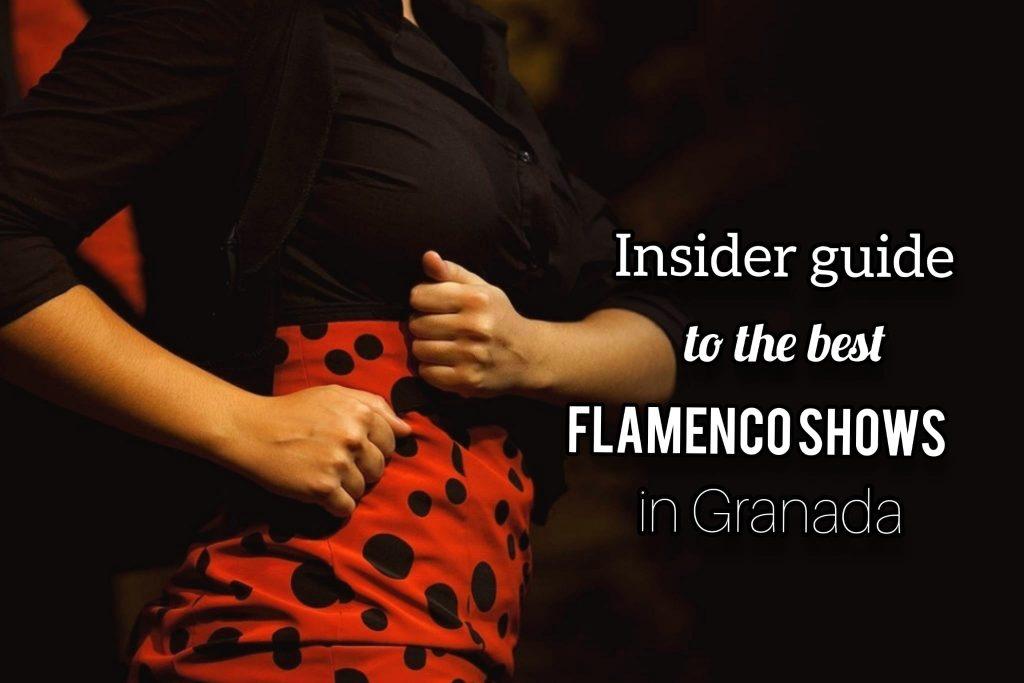 The best flamenco shows in Granada